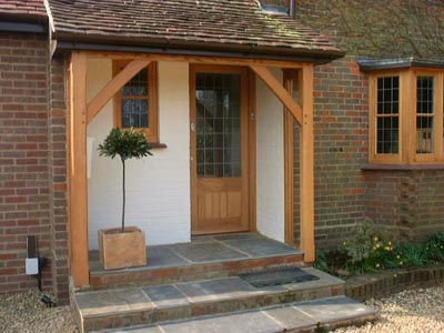 Porch roof ideas wanted projects workshop tours and for Front door patio ideas