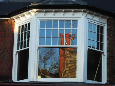 B Murphy Joinery Traditional Sash Window Frame And Door